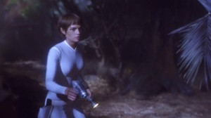 T'Pol in a strange land.